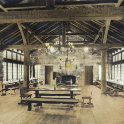 Interior of Great Hall, print 4