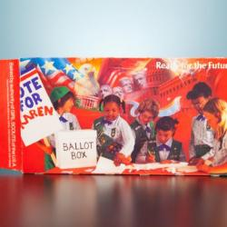 Girl Scout Cookies Tagalongs box